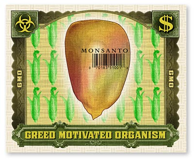 Greed Motivated Organism