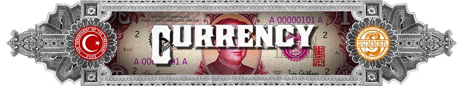 Moneyart - Currency Art